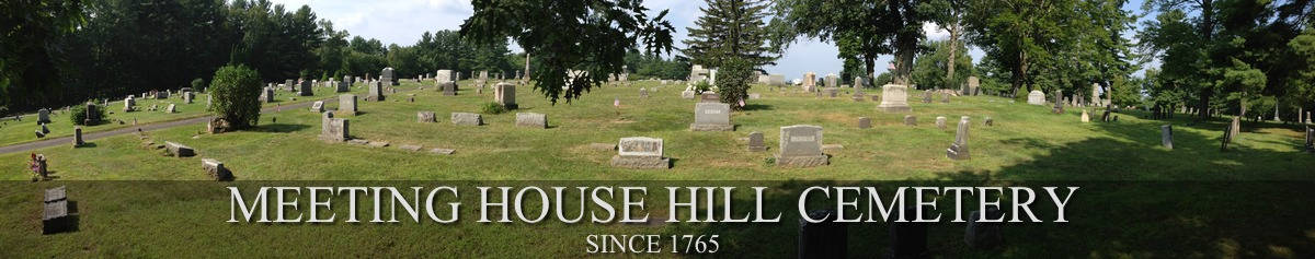 Meeting House Hill Cemetery Association